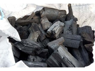 We Produce and  Export Processed Hard Wood Charcoal