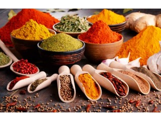 Get your high quality spices
